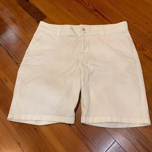 Lee straight fit shorts
